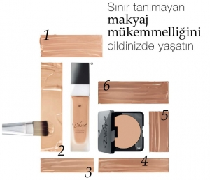LR Deluxe Make Up Studio Part 1 Foundation Carsten Tittel